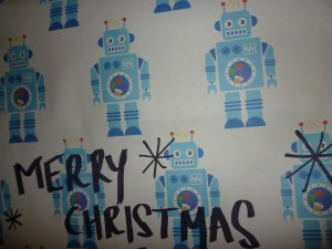 Best wrapping paper ever.